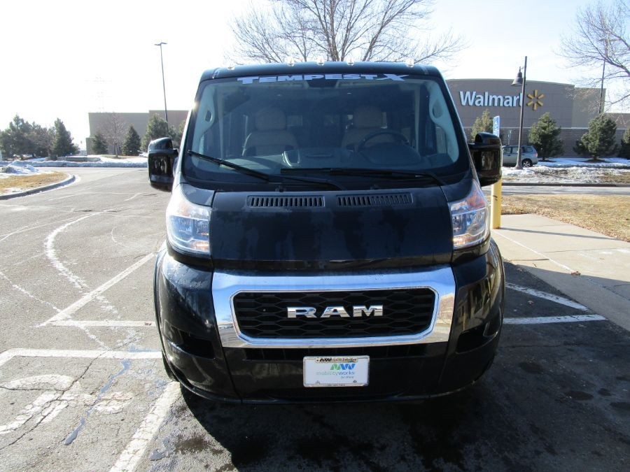 Black Ram ProMaster Cargo image number 1