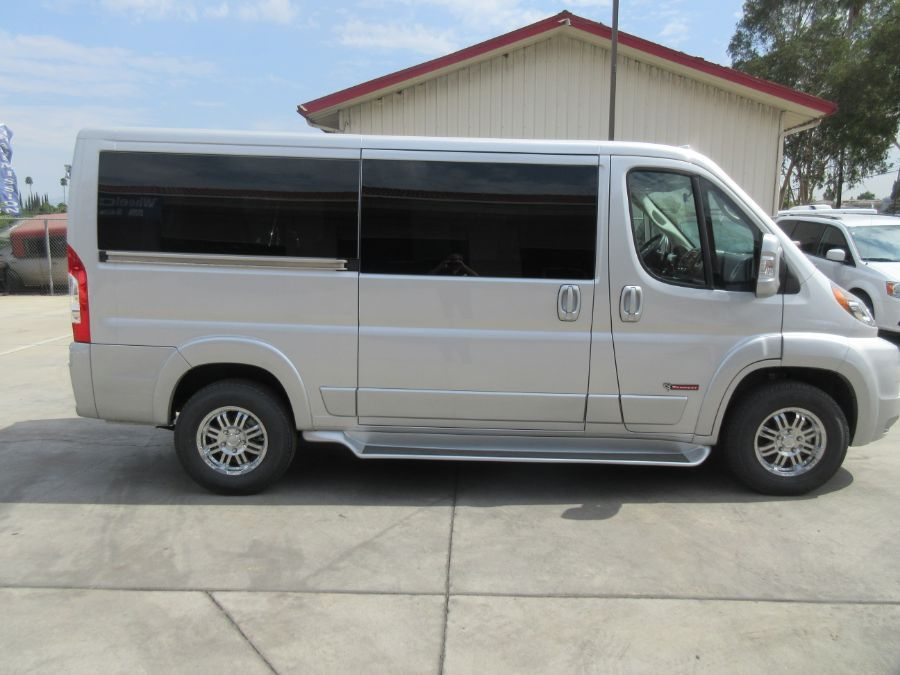 Silver Ram ProMaster Cargo image number 7