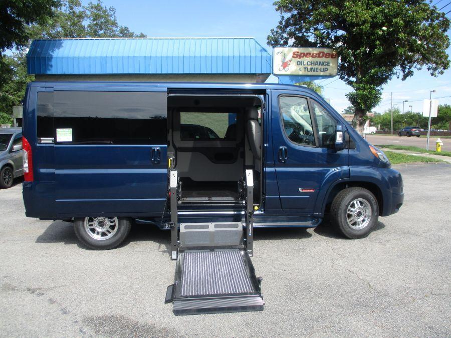 Blue Ram ProMaster Cargo image number 18