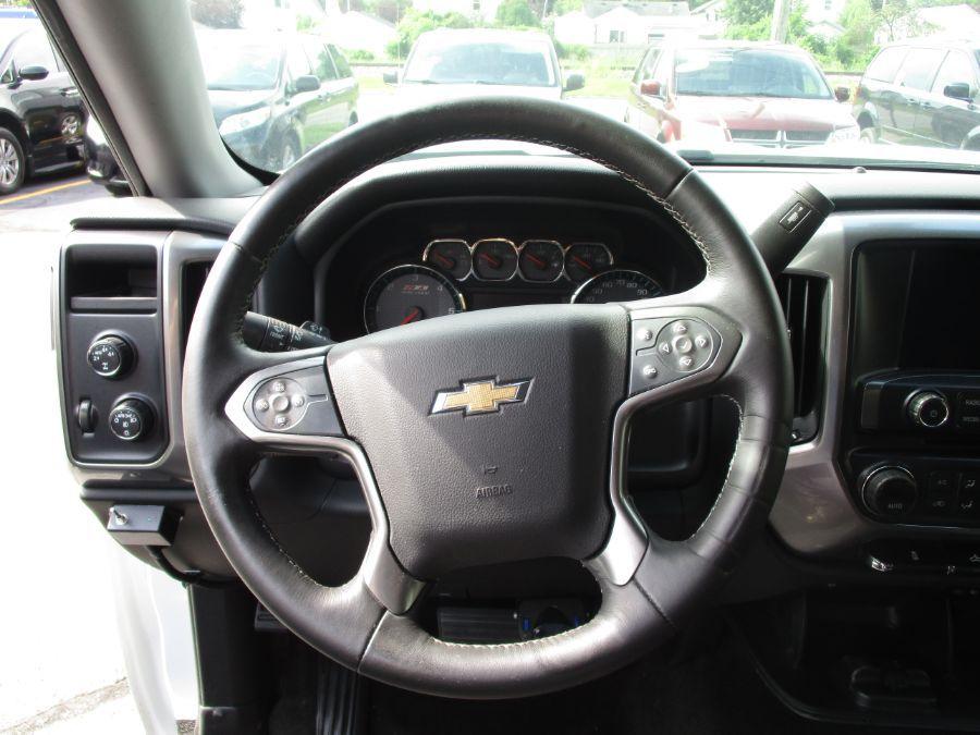 White Chevrolet Silverado 1500 image number 15