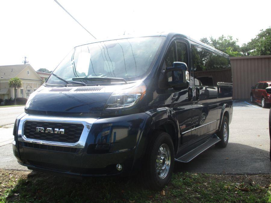 Blue Ram ProMaster Cargo image number 2