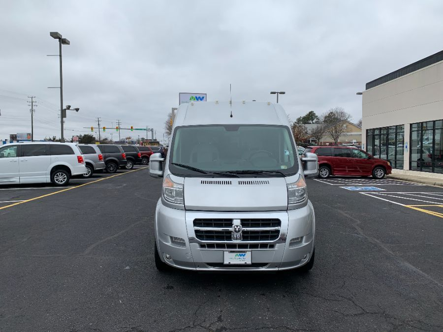 Silver Ram ProMaster Window image number 12