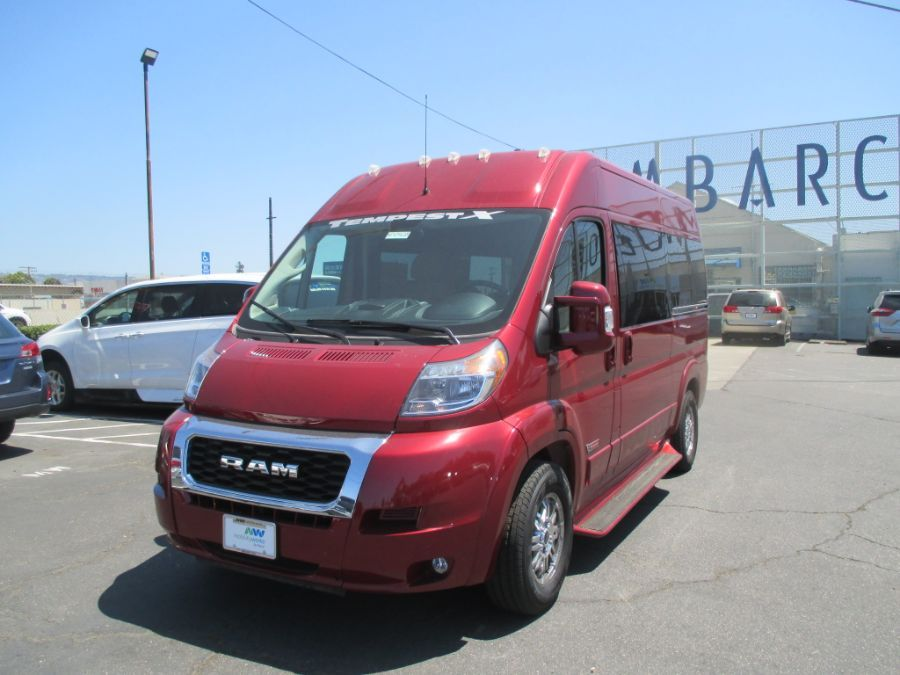 Red Ram ProMaster Cargo image number 16