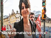 Manuela foi convocada por seu partido para disputar a Presidência da República em 2018.