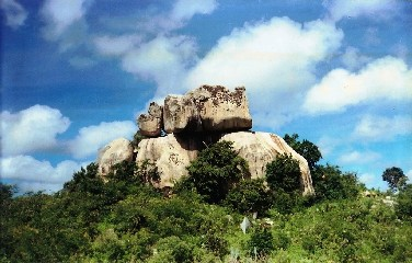 Morros dos Lopes, Santaluz - BA