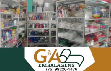 G & A Embalagens Plásticas