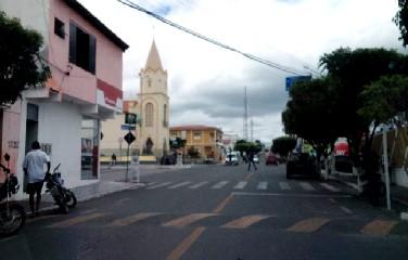 Centro de Queimadas