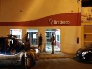 Banco Bradesco, em Cansanção.