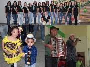'Festa da Colheita' com apresentações, brincadeiras e muito arrasta-pé.