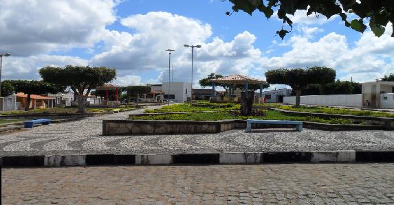 Cidade do sertão baiano