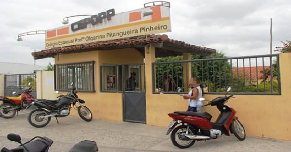 Colégio Olgarina Pitangueira Pinheiro