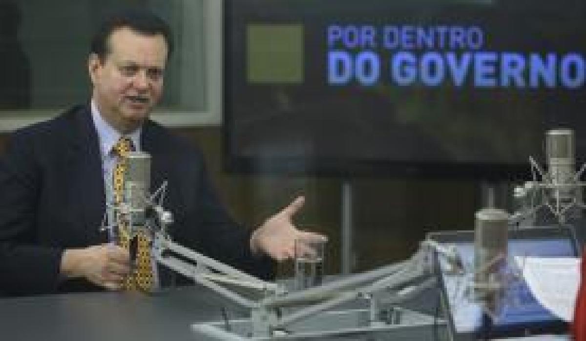 Ministro Gilberto Kassab