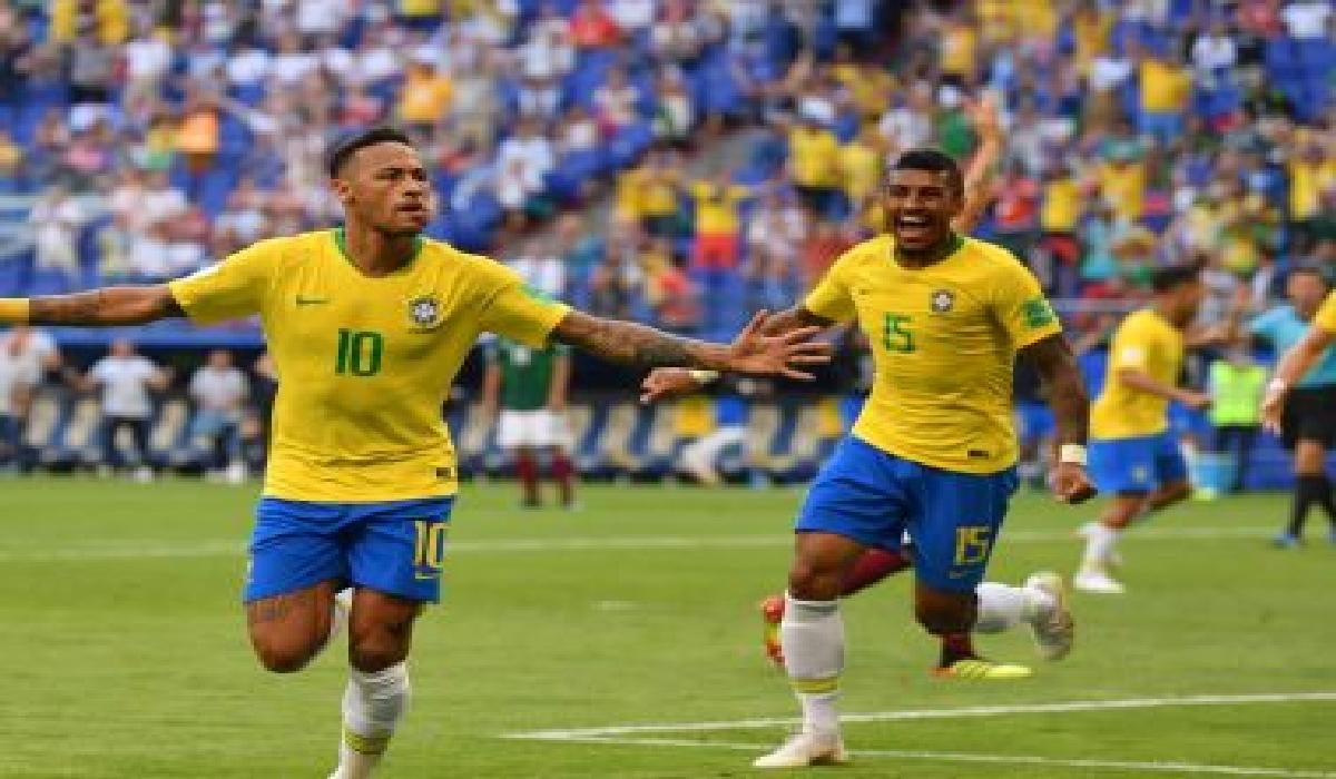 Brasil aguarda o vencedor de Bélgica e Japão para conhecer seu adversário na próxima fase da competição.