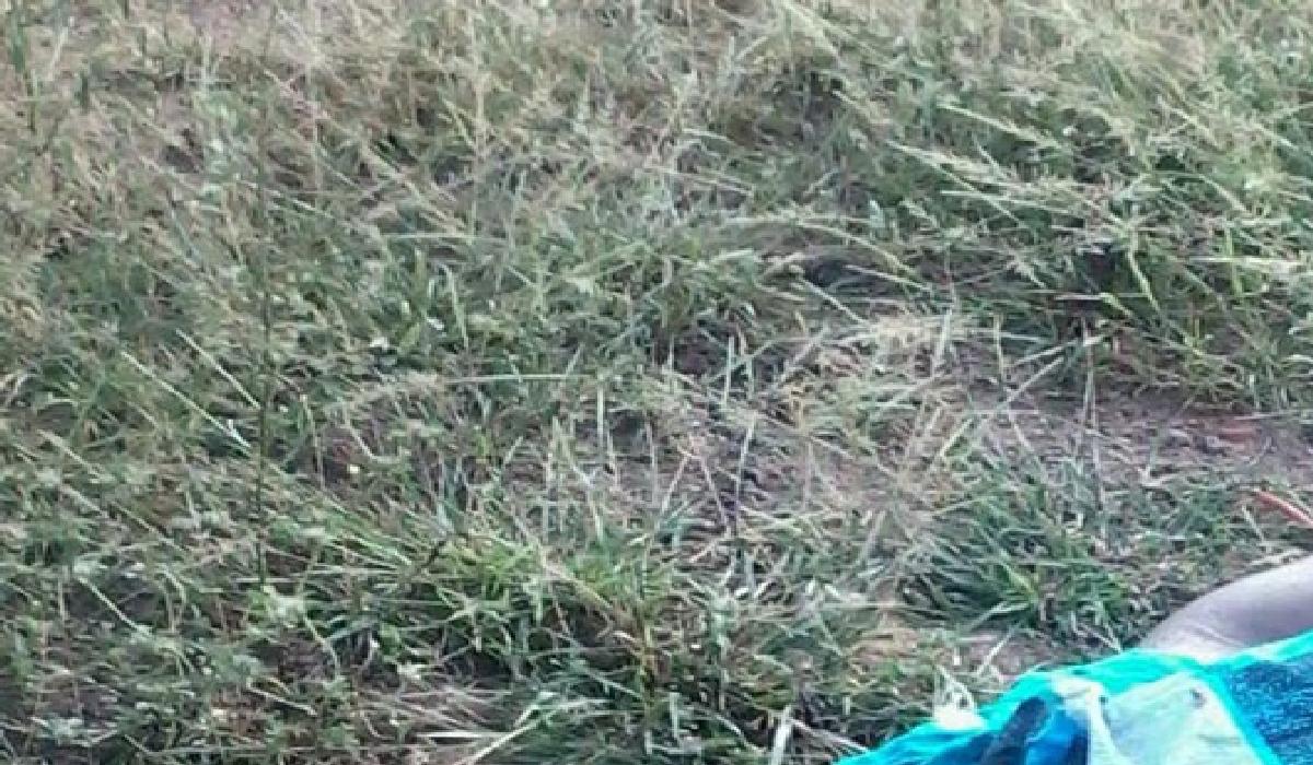 Polícia encontrou corpo após denúncia