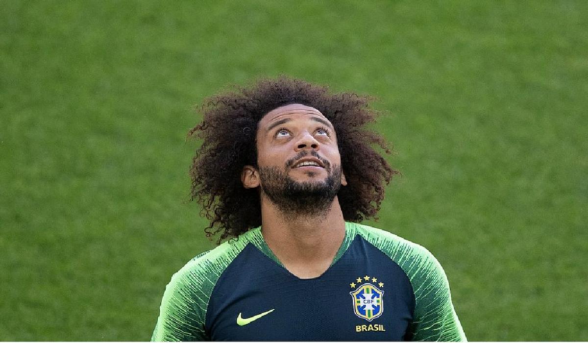 Marcelo é titular absoluto na Era Tite.