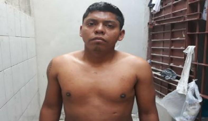 Marcelo Oliveira Costa, de 22 anos, foi preso nesta quarta-feira (11) em Eunápolis.