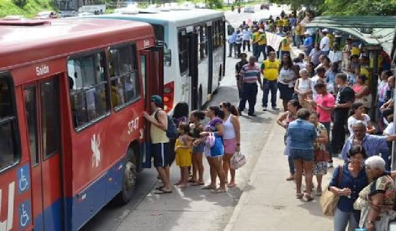 Capital baiana aparece como 5º pior em transporte público