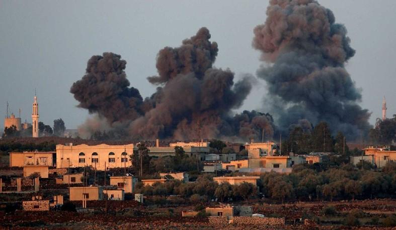 Os ataques coordenados ocorreram com diferença de poucos minutos na cidade de Sweida, capital da província homônima, e em vilarejos vizinhos.