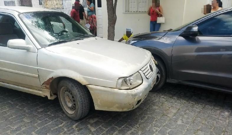 Caso aconteceu na rua Laurindo Cordeiro, em Coité