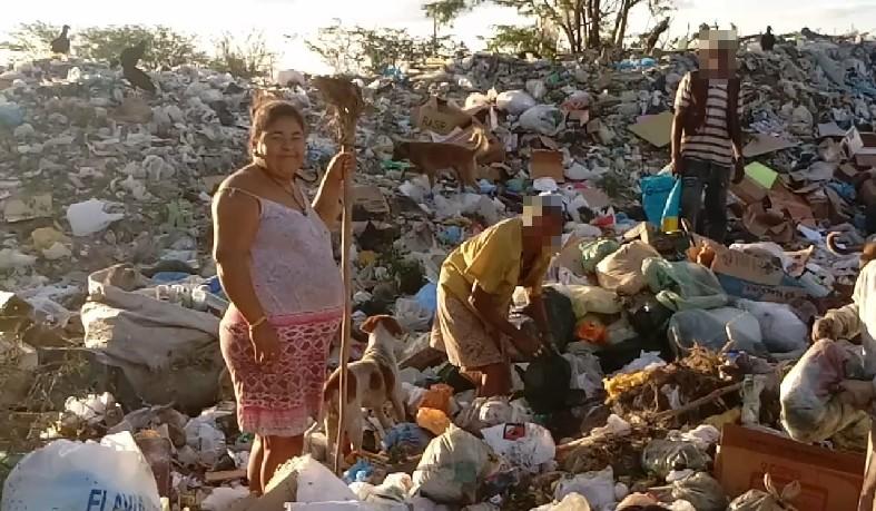 Enquanto isso, família tenta sobreviver com a renda de cerca de R$ 200 reais por mês.