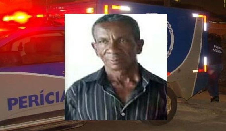 O agricultor Valdemar Anastácio Pereira, tinha 59 anos