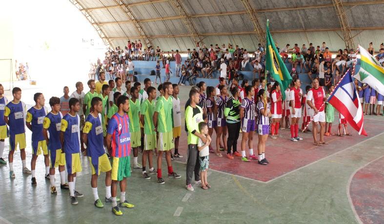 Campeonato contou com a participação de 40 times