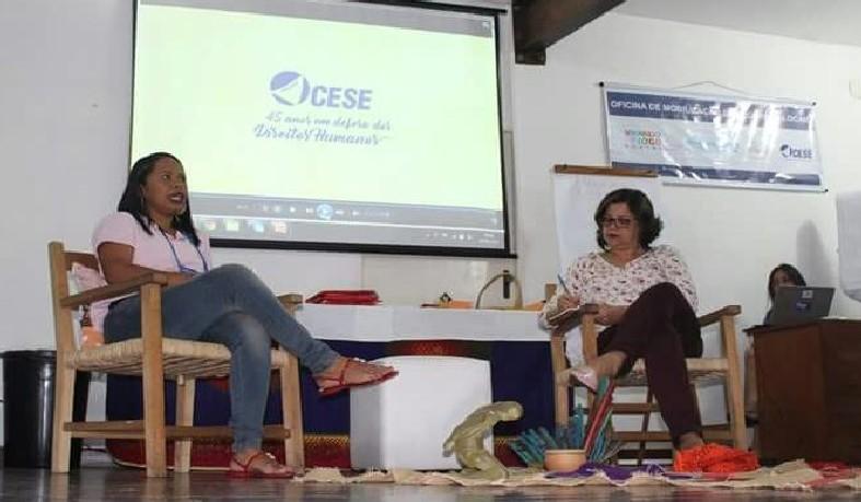 Leane Souza, natural de Santaluz, participou de evento realizado em Salvador.