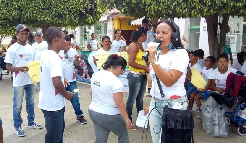 "Programa ""Minha Voz Faz a Diferença"", na rádio Santa Luz FM"