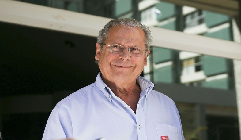 O ex-ministro da Casa Civil José Dirceu