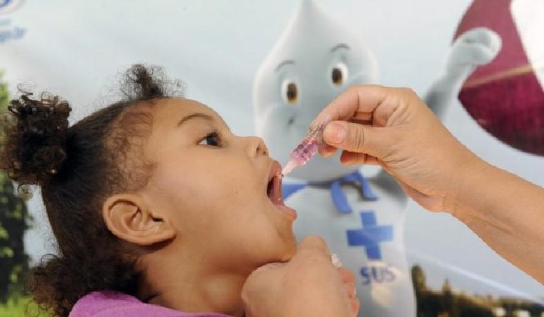 A Campanha Nacional Contra a Poliomielite e Sarampo está na reta final.