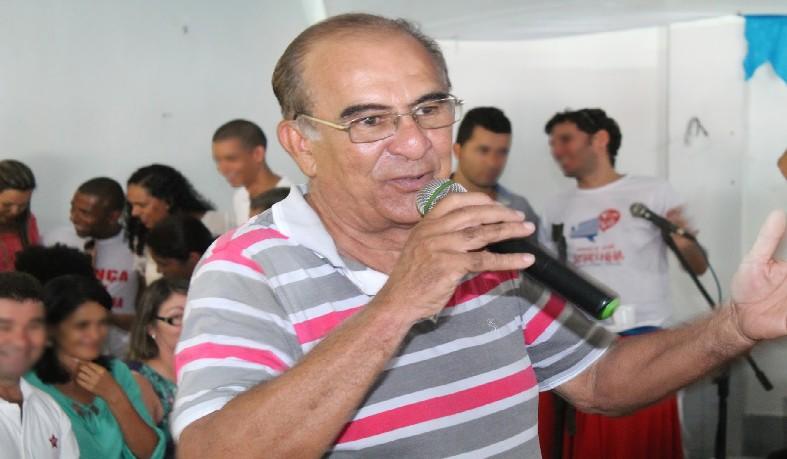 """Claudionor Ferreira da Silva, o """"Ferreirinha"""""""