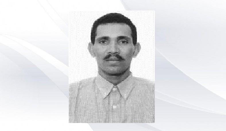 Jeremias Ferreira de Jesus, de 54 anos.