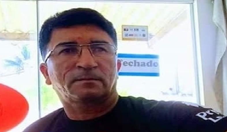 Manoel de Aquino Santos, de 46 anos