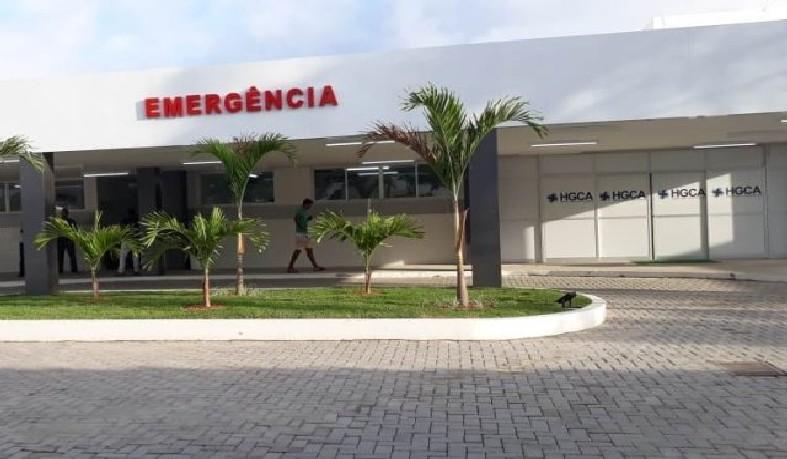 Homem foi socorrido para a emergência do Hospital Geral Clériston Andrade (HGCA)