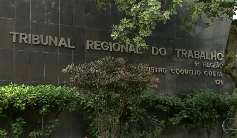 TRT em Salvador dá ganho de causa a trabalhador que carregava 200 kg por dia em empresa