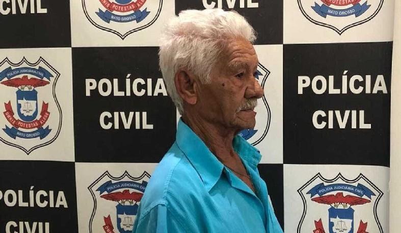 Silvino José dos Santos, de 71 anos, é suspeito de ter abusado de ao menos 5 meninas