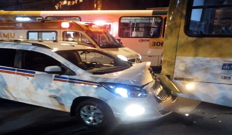 Crime aconteceu na noite desta terça-feira, perto da Ladeira da Água Brusca