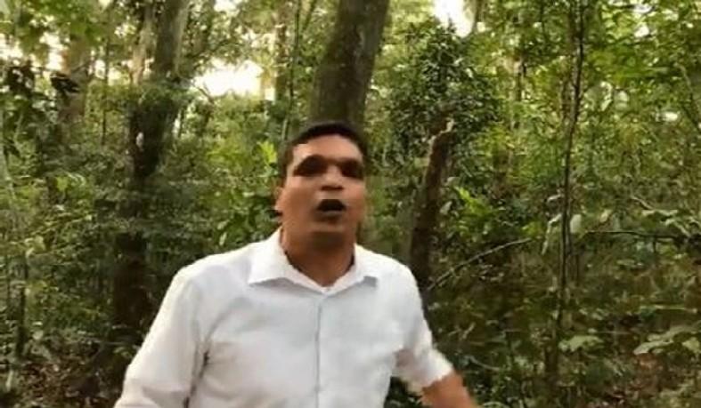 O candidato do Patriota à Presidência da República gravou um vídeo, nesta terça-feira (25), onde fez críticas ao voto útil e pediu a confiança dos indecisos.