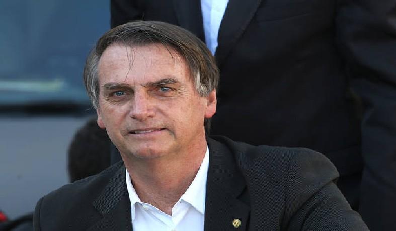 O candidato do PSL ao Palácio do Planalto, Jair Bolsonaro