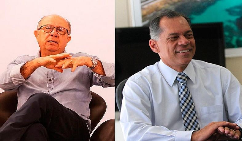 Eles tentarão ajudar candidato a crescer na Bahia, onde só venceu em 6 cidades