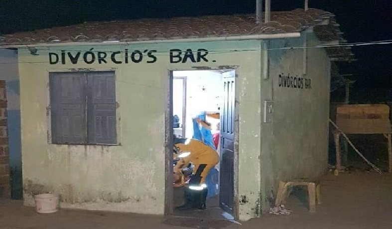 Local do crime