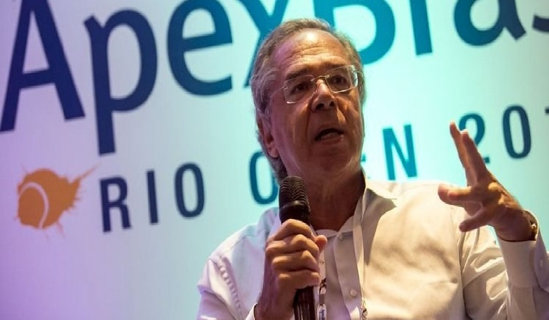 Futuro ministro da Fazenda de Jair Bolsonaro (PSL), economista Paulo Guedes
