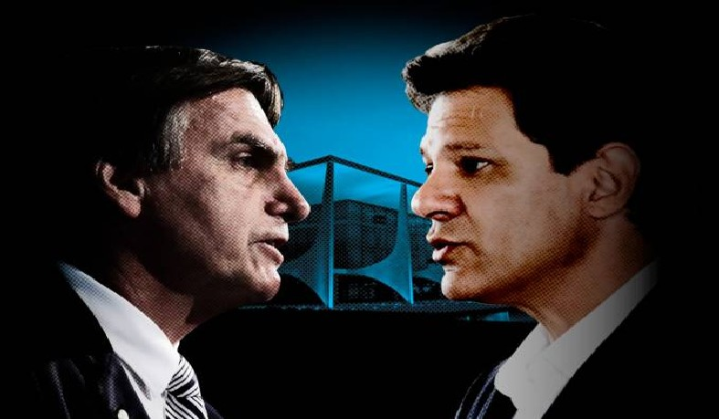 Marcicinho da CLN (DEM) declarou apoio a Jair Bolsonaro