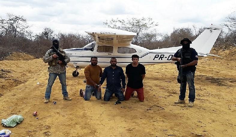 Acesso à pista foi descoberto pela polícia no dia 20 de outubro; três traficantes já haviam sido presos