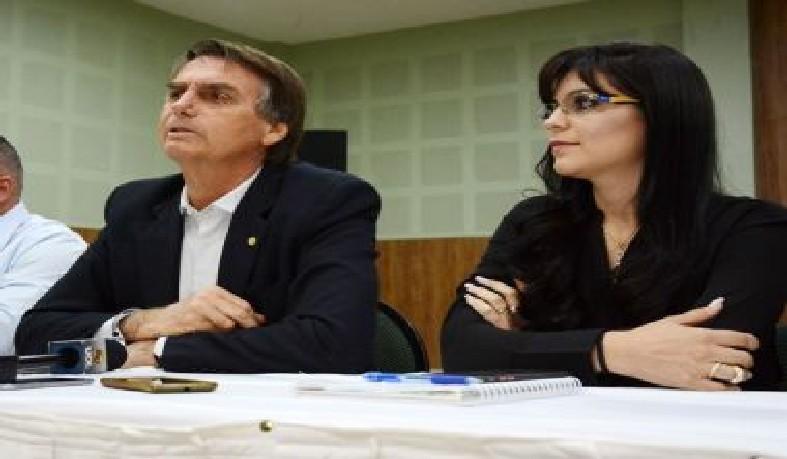 """Ameaça"" foi feita por Dayane Pimentel, presidente do PSL-BA"