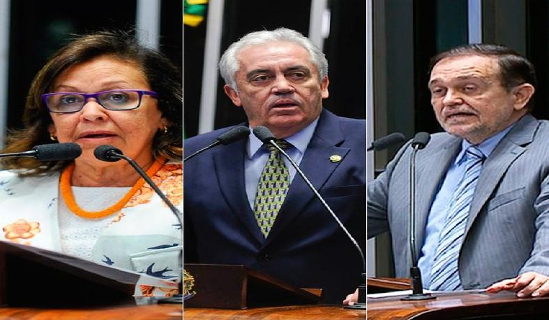 Representantes da Bahia no Senado Federal