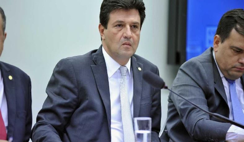 O nome de Mandetta foi defendido por grupos próximos a Bolsonaro