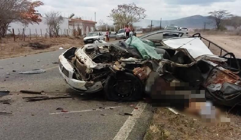 As circunstâncias do acidente ainda são desconhecidas.