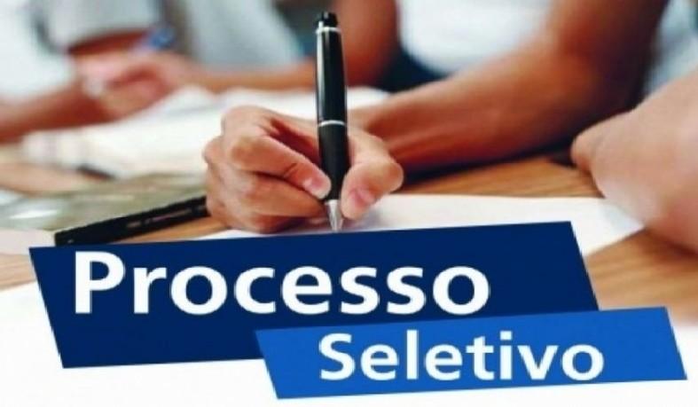 Através do processo seletivo simplificado, estão sendo disponibilizadas 77 vagas para contratação imediata