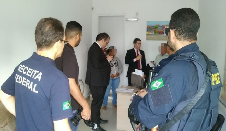 """A operação, denominada """"Pityocampa"""", é resultado de uma investigação iniciada em 2016 pela Promotoria de Justiça do município, com o apoio do Gaeco."""